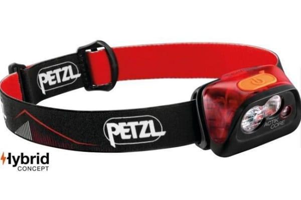 Lampe de randonnée Petzl Actik Core frontale