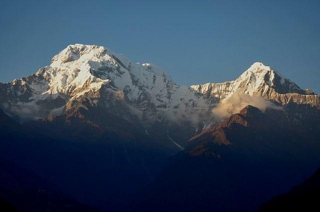 montagne de l'annapurna