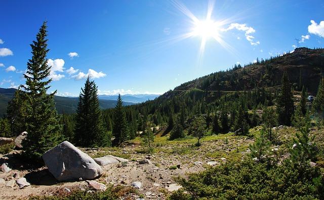 Comment camper dans la nature en Amérique ?