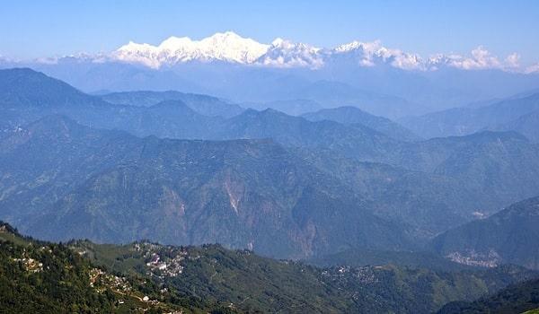 montagne Kangchenjunga