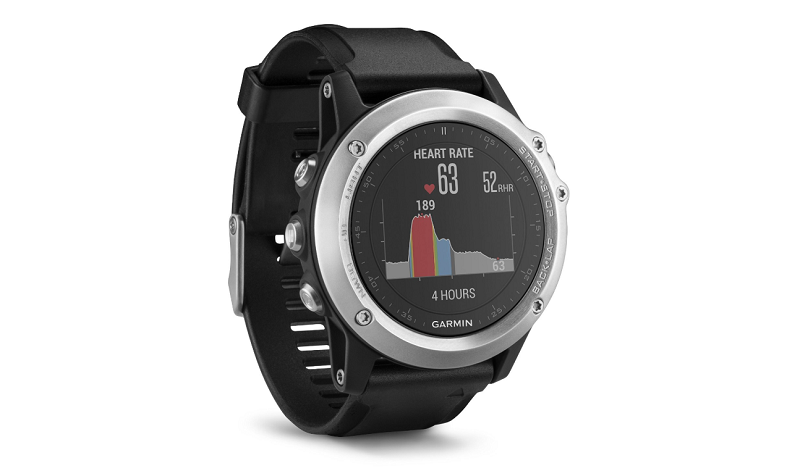 test de la montre garmin fenix 3