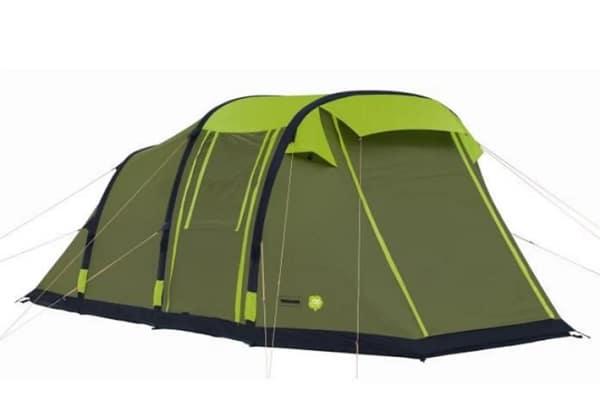 Tente de camping Trigano Missouri 4 places