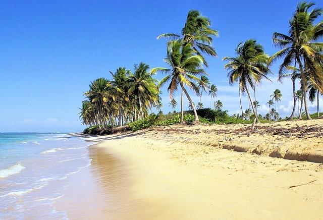 plage République dominicaine