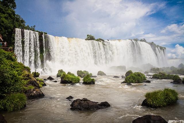 Parc national d'Iguazu, Argentine / Brésil