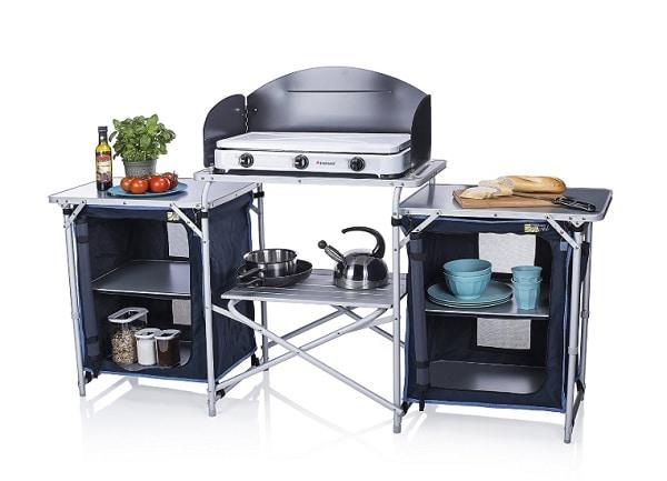 meuble de cuisine de camping