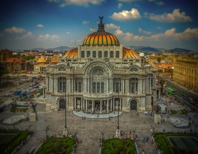 ville de mexico city