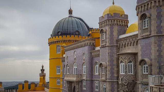 palais pena portugal