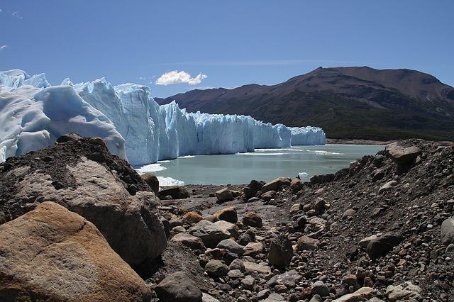 glacier perito moreno en argentine