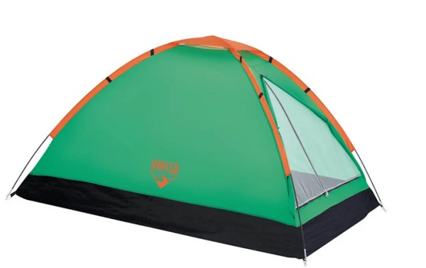 Petite tente de camping monodome
