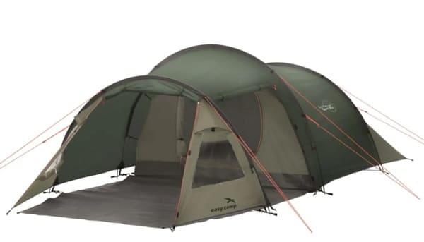 Tente de camping Easy Camp verte 3 places