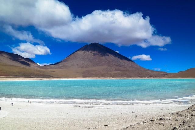 lac salé en bolivie