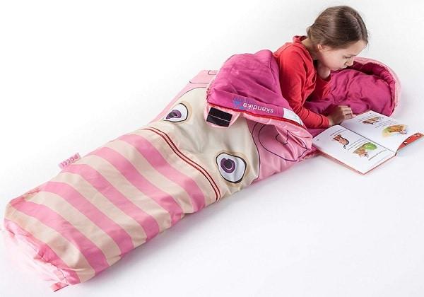 sac de couchage pour enfant