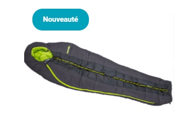 Sac couchage grand froid Freetime