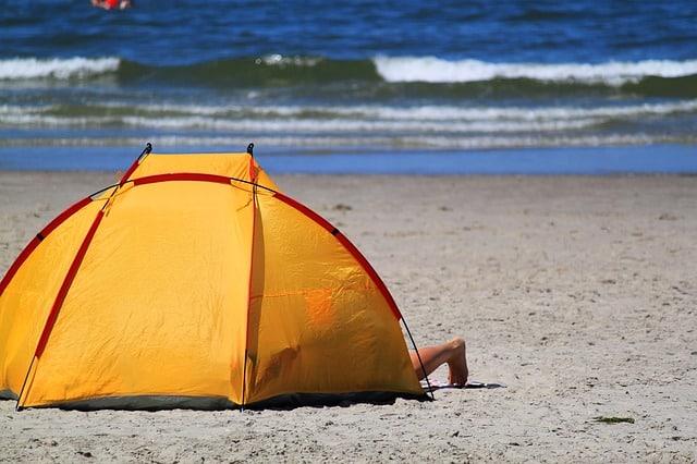 meilleure tente pour la plage