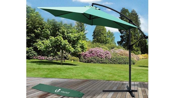 meilleur parasol anti uv