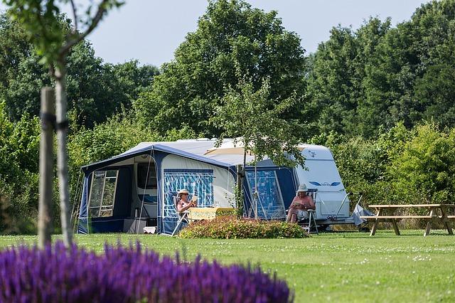 matériel camping en famille