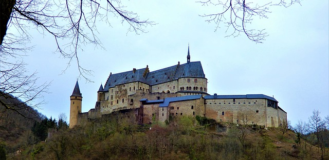 chateau au luxembourg
