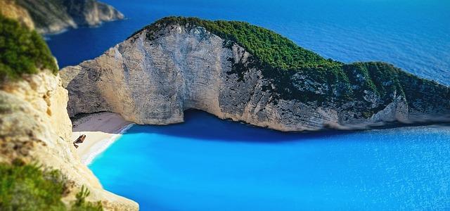 belle plage grecque