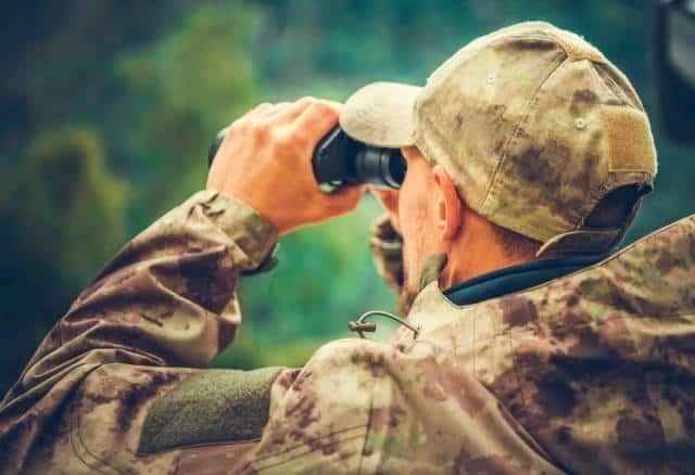 équipements de chasse