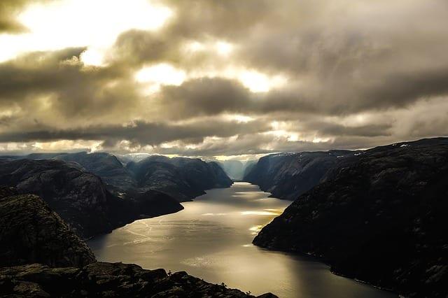 fjord en norvege