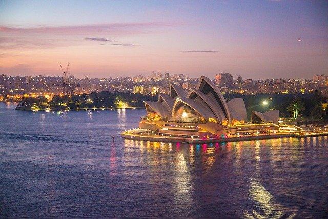 opéra de sidney en australie